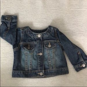 The Children's Place Infant Jean jacket
